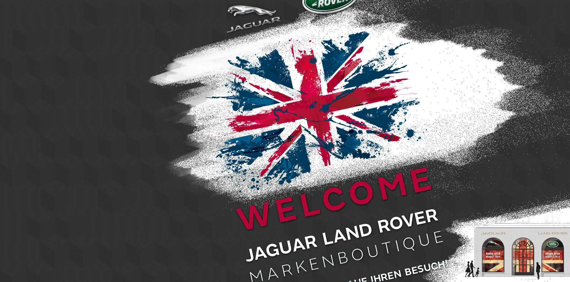Slider Jaguar Land Rover