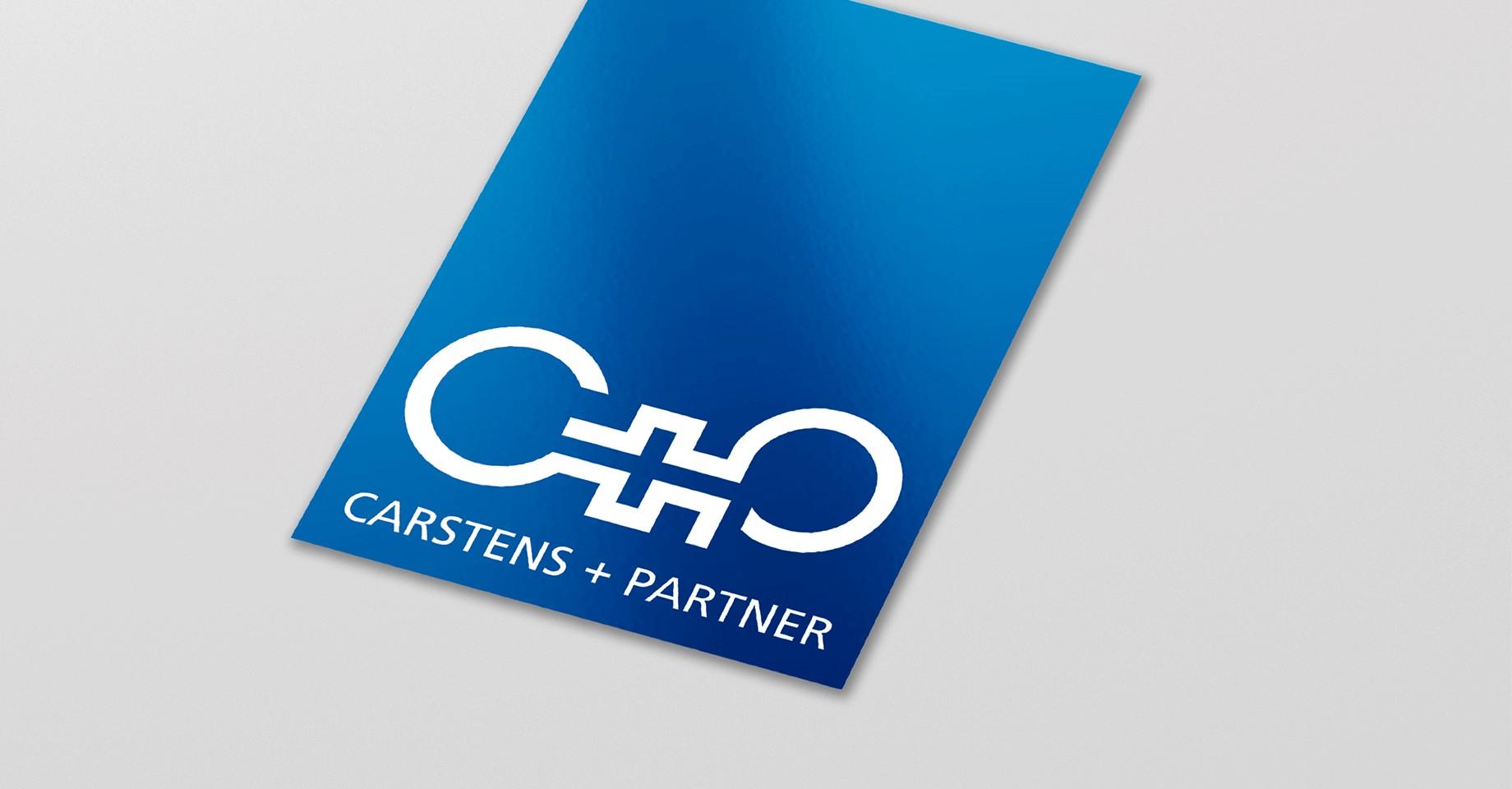 Logo Carstens + Partner