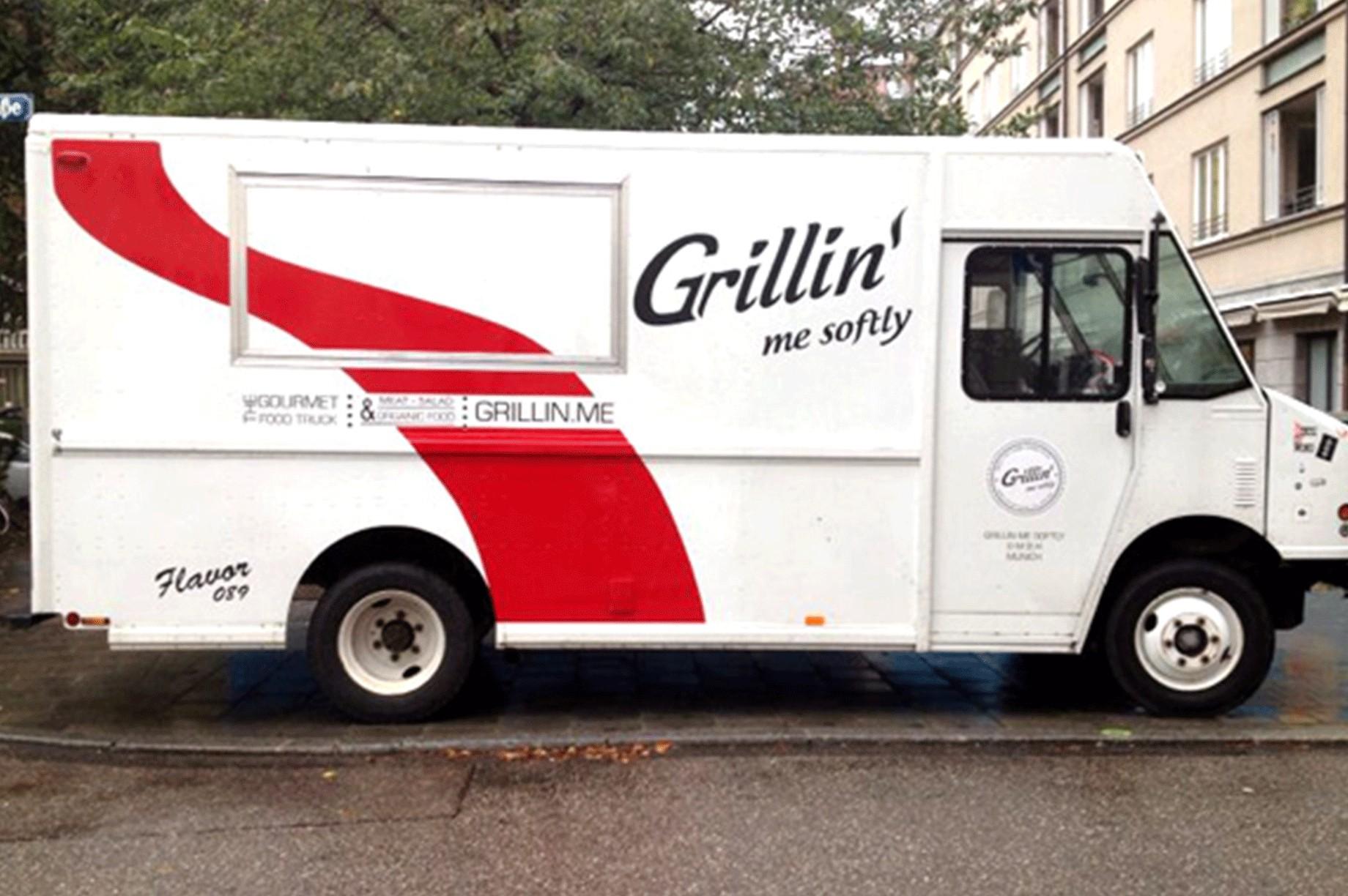 Foodtruck Grillin