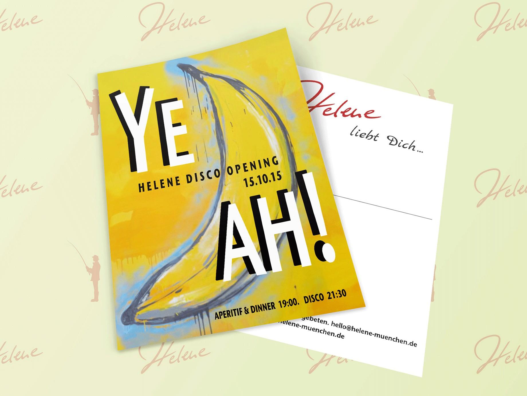 Plakat Helene