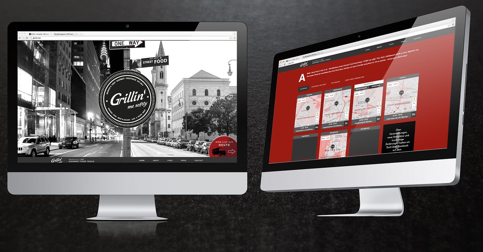 Website Grillin