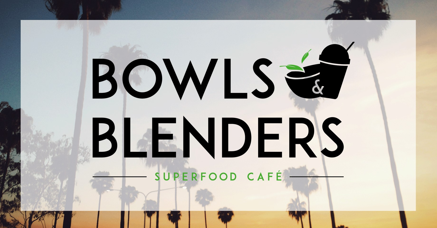 Bowls and Blenders Logo