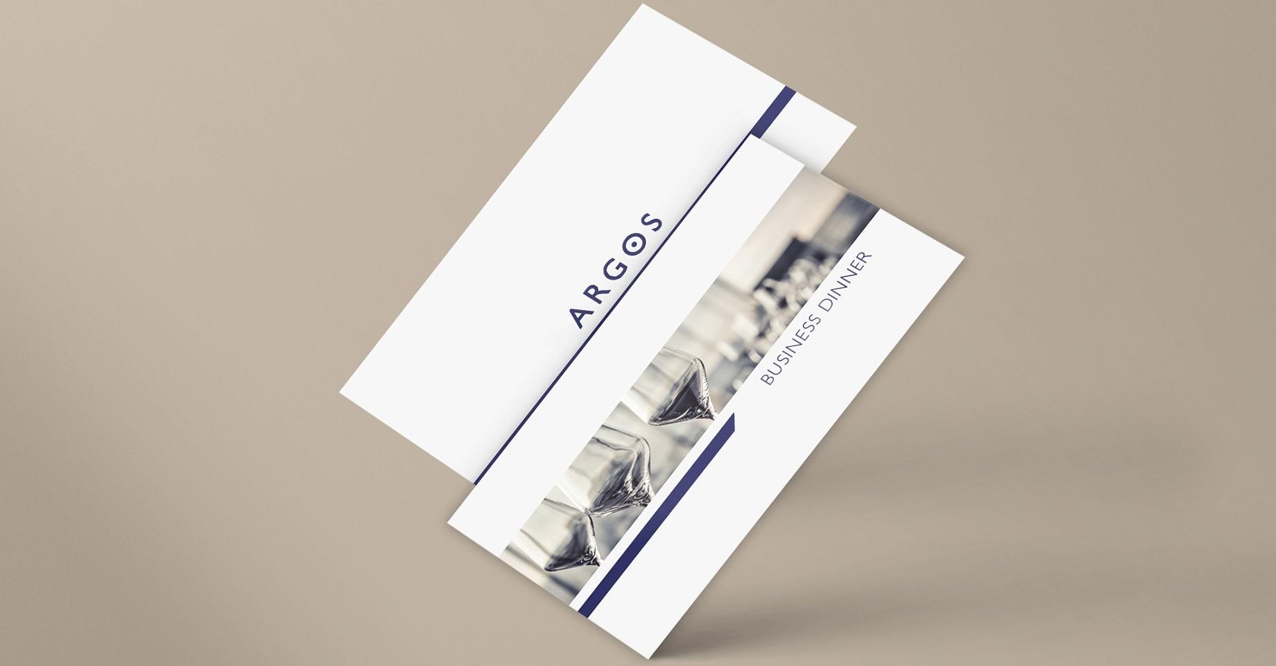 Flyer Argos