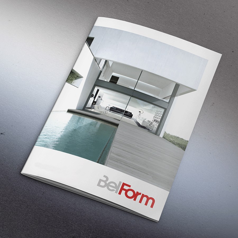 Magazincover Belform