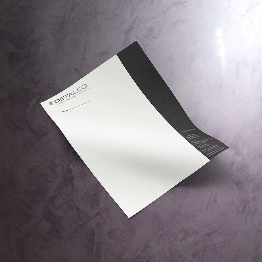 Briefpapier Defalco