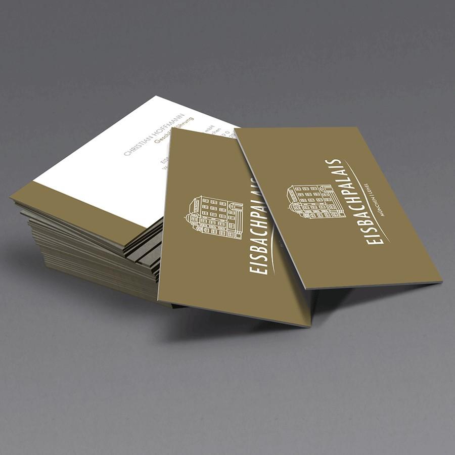Visitenkarten Eisbachpalais