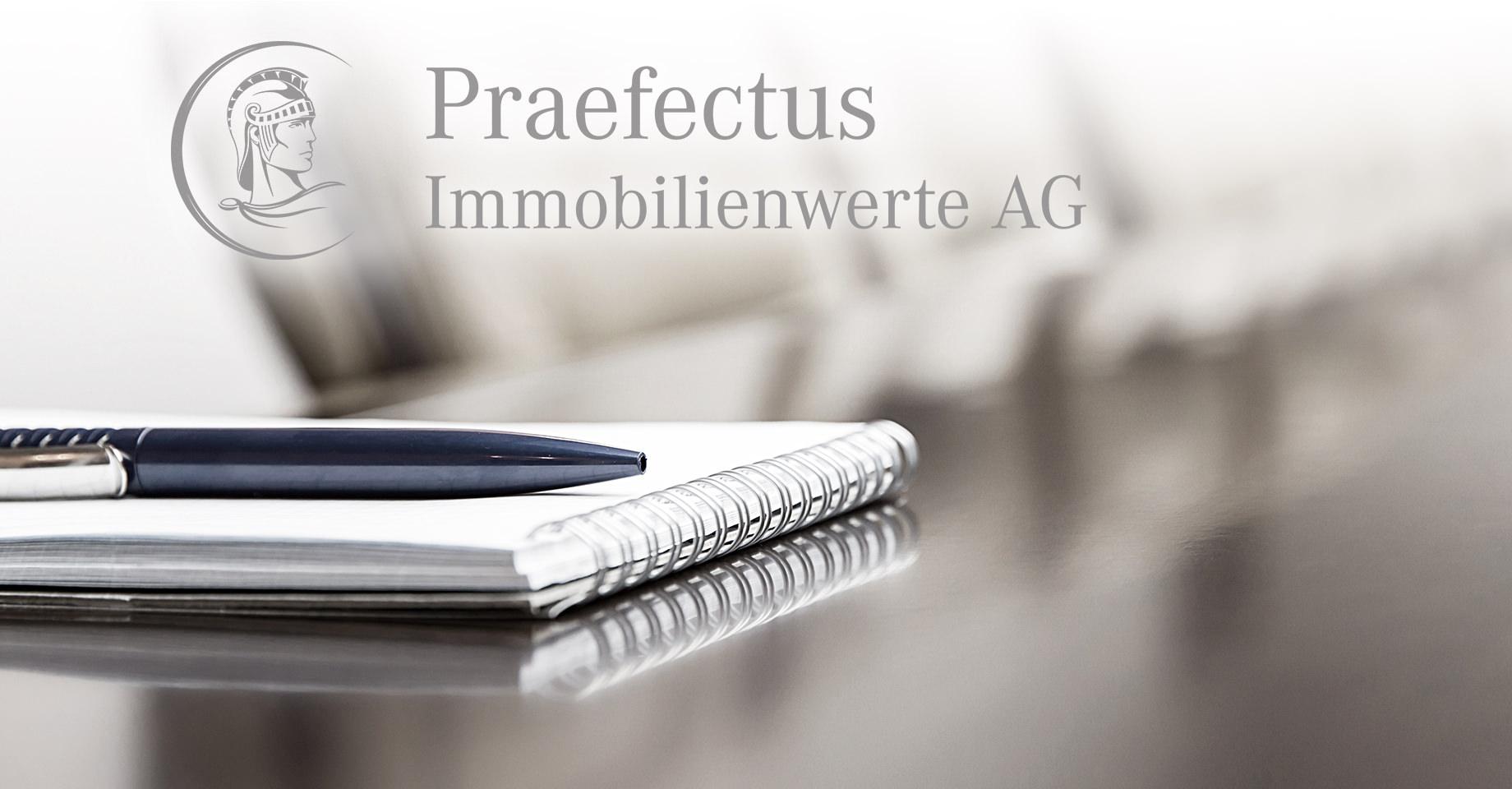 Praefectus Logo und Imagebild