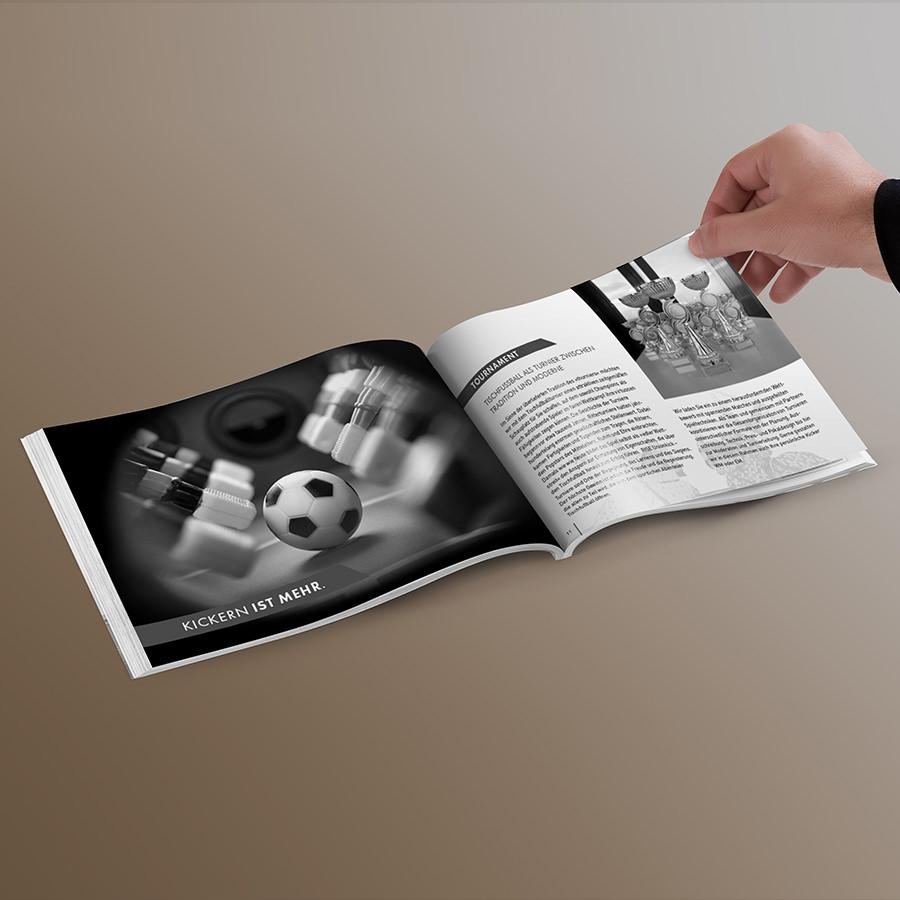 Magazin Innenseite Rise