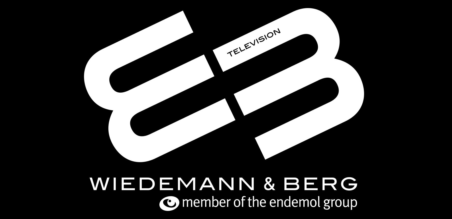 Wiedemann & Berg Logo negativ