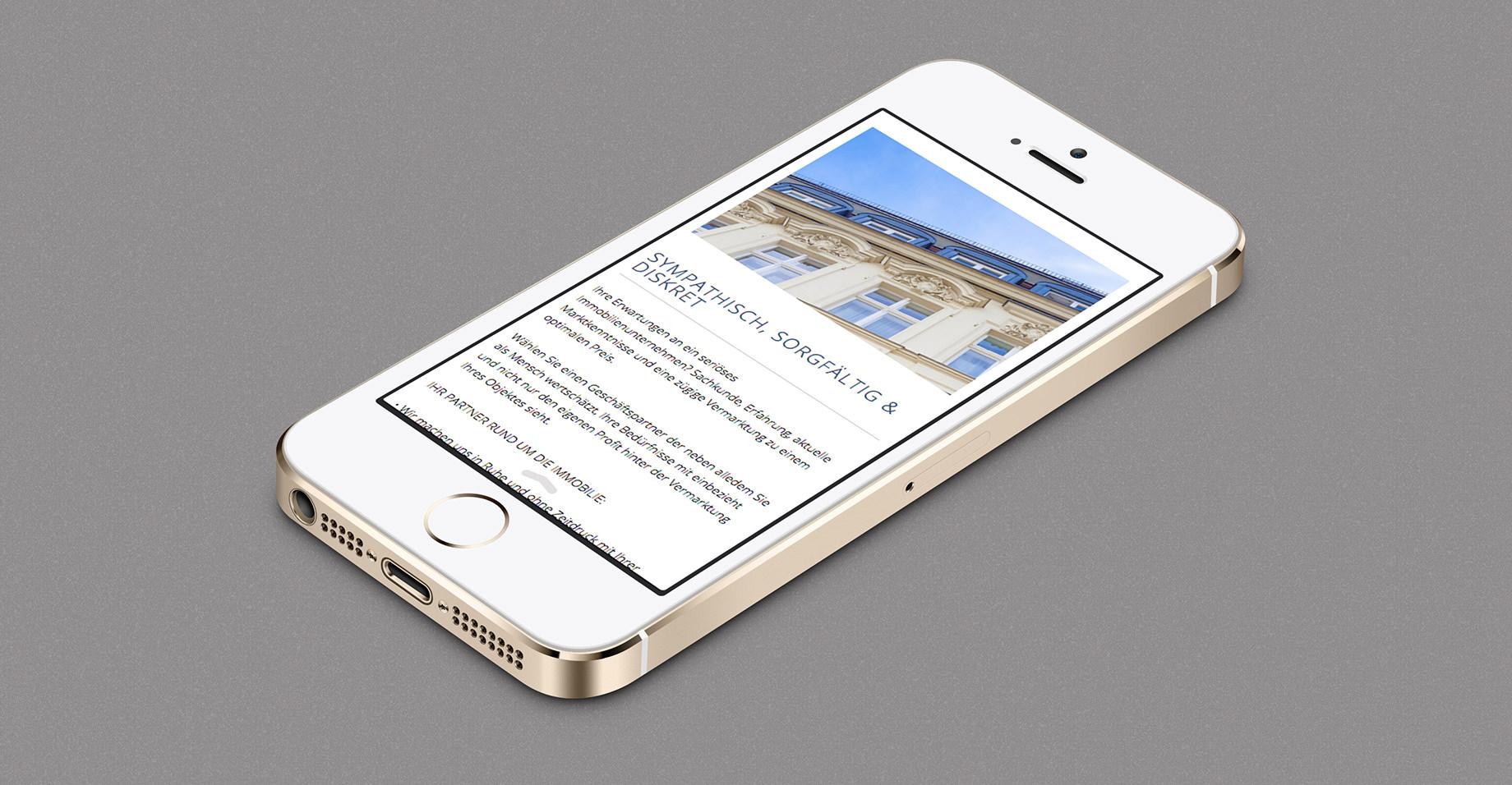 mobile Website Praefectus