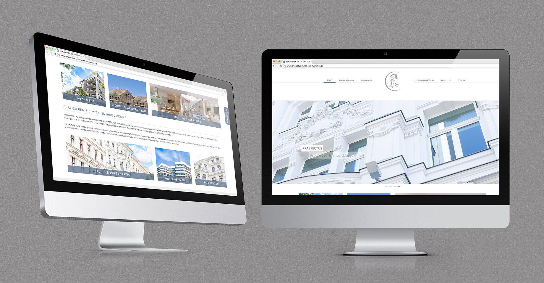 Website Praefectus