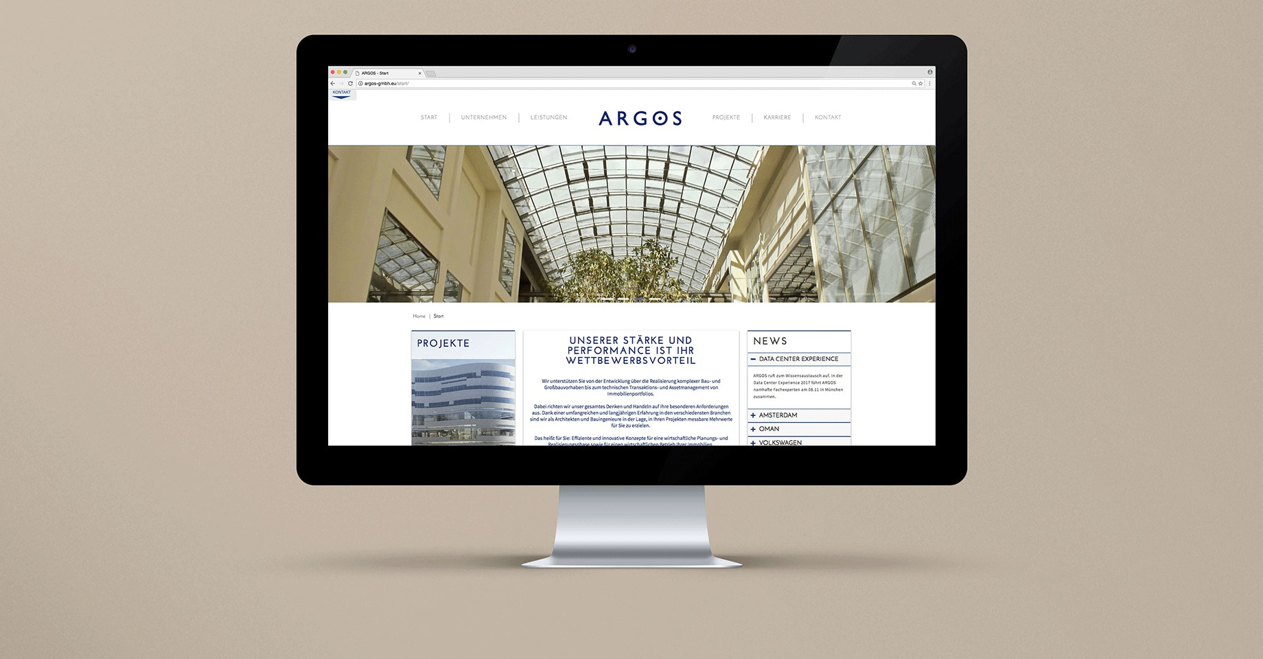 Website Argos