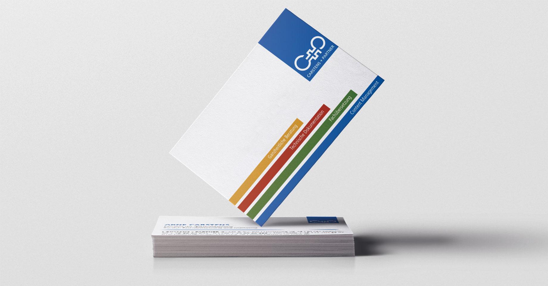 Visitenkarten Design Wh4 Design Gmbh München